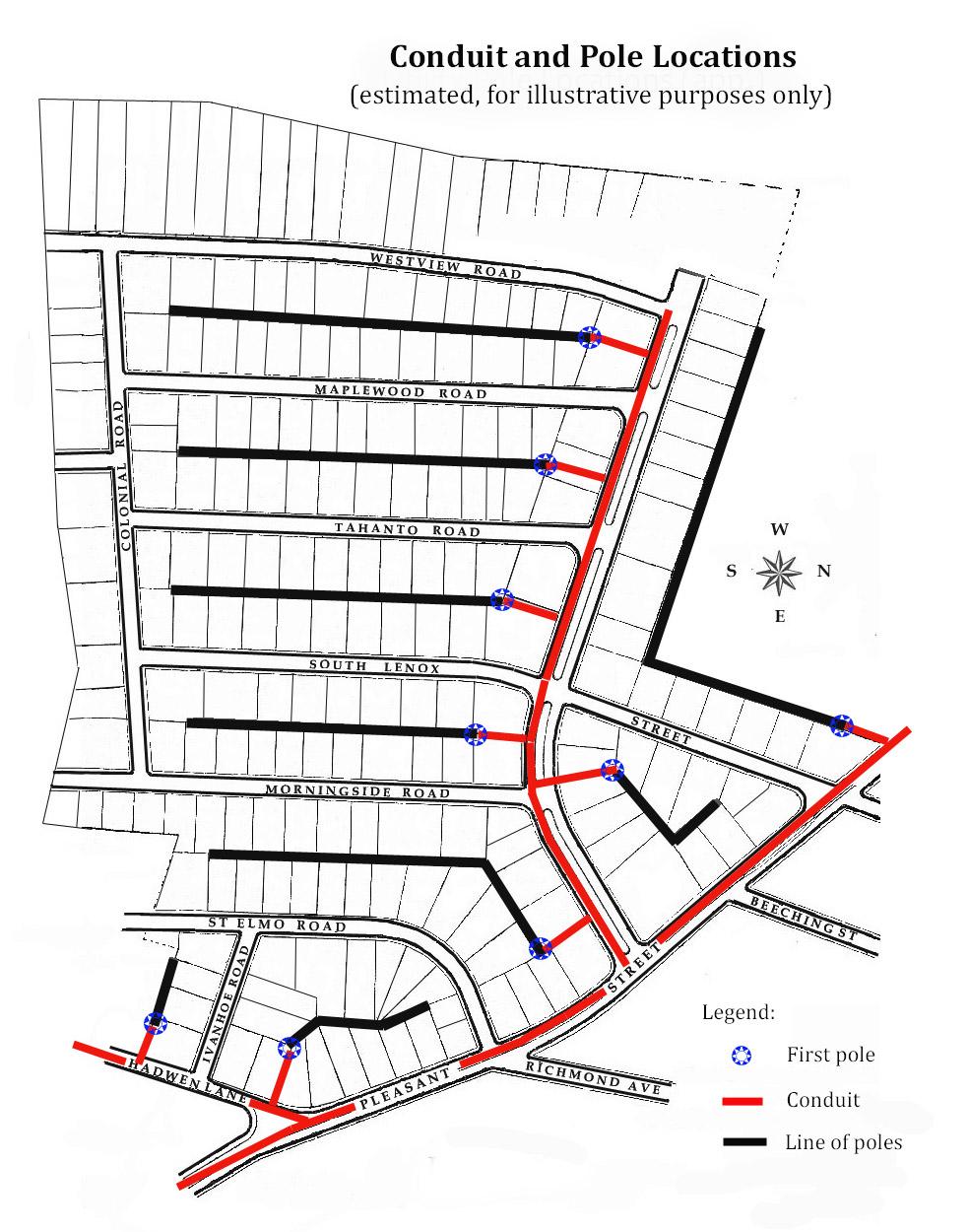 Pedestrian Poles Of Wiring Diagrams Best Secret Diagram Intersection Worcester Goes Wireless Rh Worcesterthen Com 3d